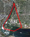 Thumbnail: Niagra Falls SFRA map